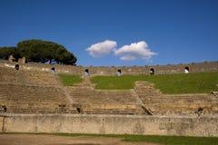 Pompei Obraz Stock