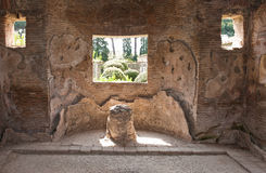 Pompei - Ancient Rome - House of Octavius Quatro Royalty Free Stock Images