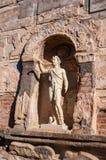Pompei, de het best bewaarde archeologische plaats in de wereld, Itali? stock foto's