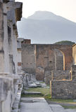 Pompei, Italië Royalty-vrije Stock Afbeeldingen