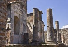 Pompei, Italië Stock Foto's