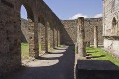 Pompei, Italië Royalty-vrije Stock Afbeelding