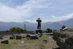 Pompei, Italië Stock Afbeelding