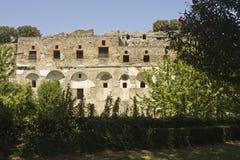 Pompei, Italia Fotografia Stock
