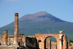 Pompei Italien Fotografering för Bildbyråer