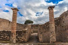 Pompei, Italy Stock Image