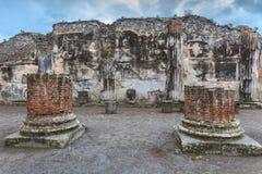 Pompei, Italy Royalty Free Stock Photo