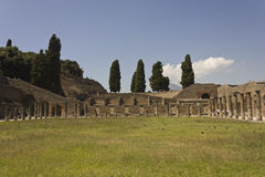 Pompei, Italy Royalty Free Stock Photography