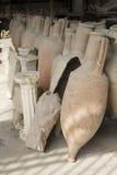 Pompei, particolare Fotografia Stock