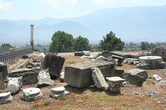 Pompei Stock Photography