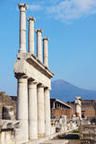 Pompei ruins Royalty Free Stock Photos