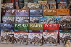 Pompei tour guides Stock Photos