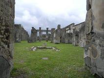 Pompeia Fotos de Stock