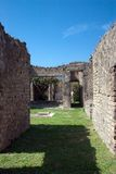 Pompeia Fotografia de Stock