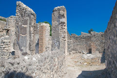 Pompeii Royalty Free Stock Images