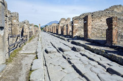 Pompeii Royalty Free Stock Image