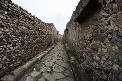 Pompeii 11 Royaltyfri Bild