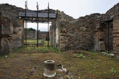 Pompeii 3 Royaltyfria Bilder