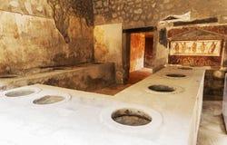 Pompeii photo libre de droits