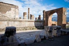 pompeii Royaltyfri Foto