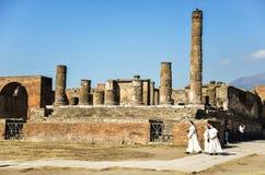 pompeii Fotografia Stock