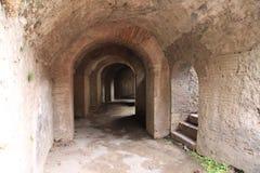 pompeii Royaltyfri Bild