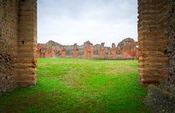 pompeii Стоковое Изображение RF