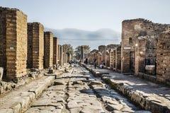 pompeii Arkivbilder