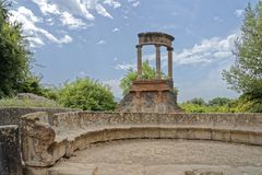 pompeii images libres de droits