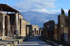 pompeii Zdjęcia Royalty Free