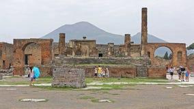 pompeii Imagen de archivo libre de regalías