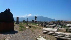 pompeii Zdjęcie Royalty Free
