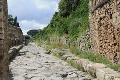 pompeii Стоковое Изображение