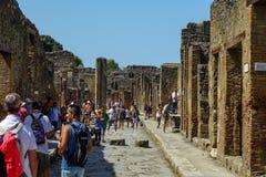 pompeii Стоковое фото RF