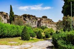 pompeii Стоковые Изображения