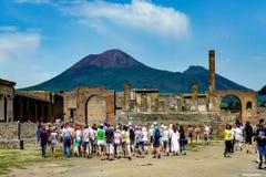 pompeii Immagini Stock