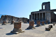 Pompeii Foto de Stock