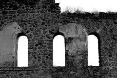 Pompeii ancient Roman city Italy Stock Images