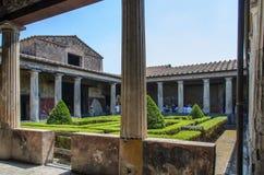 Pompeii antico fotografie stock libere da diritti