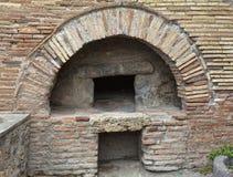Pompeii bakery Stock Photo