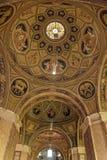 Pompeii Cathedral Stock Photo