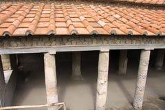 Pompeii Royalty Free Stock Image