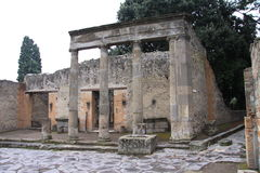 Pompeii Royalty Free Stock Photography