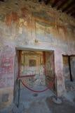 Pompeii - Itália Foto de Stock