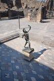 Pompeii - Itália Fotografia de Stock