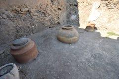 Pompeii - Itália Foto de Stock Royalty Free