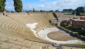 Pompeii, Italia fotografie stock libere da diritti