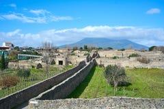 Pompeii, Italia Immagini Stock Libere da Diritti