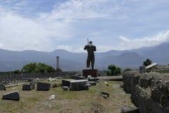 Pompeii, Italia Imagen de archivo