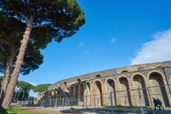 Pompeii, Italie image stock